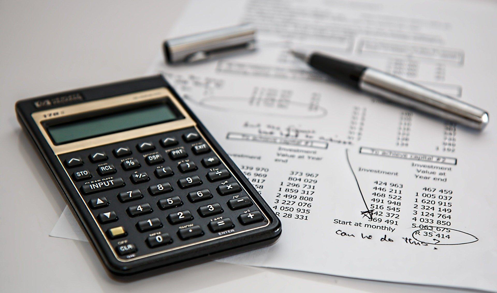 Ibrox Property Management Calculator